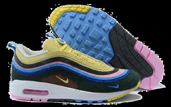 Фото Nike Air Max 197 Разноцветные - 2